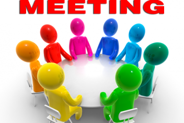 2019/2020 Meeting and Event Dates