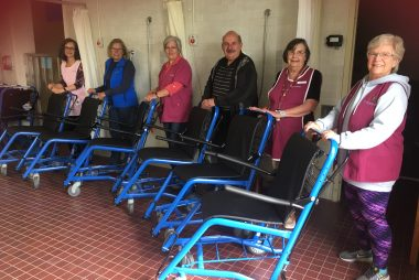 STAXI CHAIRS FOR THE HOSPITAL