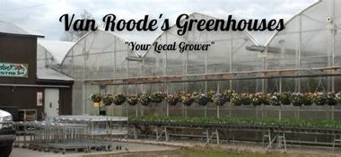 THANK YOU VAN ROODES GREENHOUSES